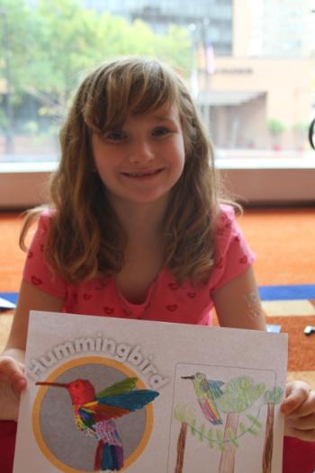 amazon rainforest drawing kids app