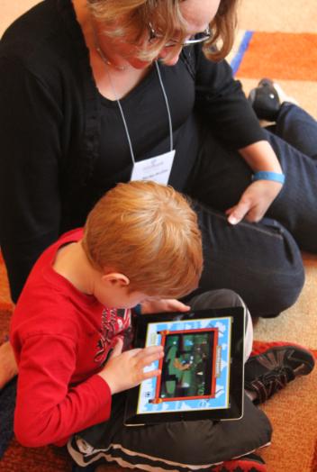 Amazon Rainforest parents kids playing app bilingual